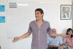 Martín Carnaghi.