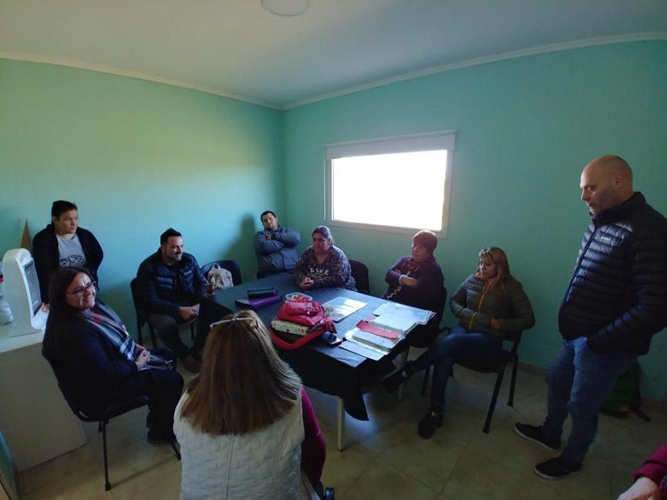 """Aiola en el Centro Integrador Comunitario (CIC) """"Alcira de la Peña"""""""