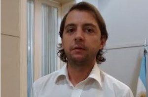 Ciminelli brindó informe junto al subscomisario Abeleyra
