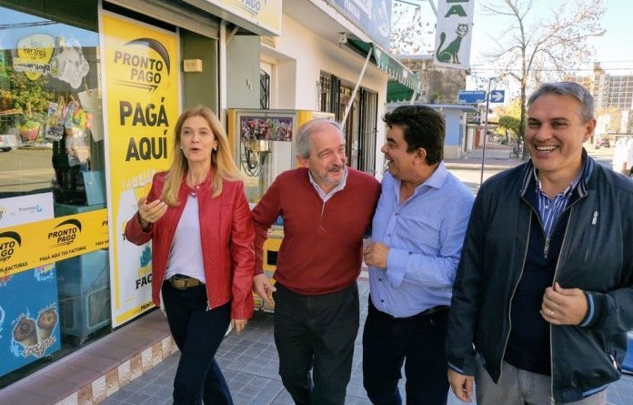 Ricardo Ciminelli recibió a la intendente de la Matanza