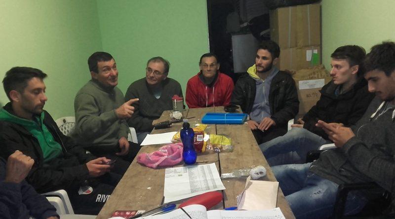 Renovación parcial de la comisión directiva del Círculo de Atletas de Chivilcoy