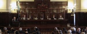 La Corte rechazó el per saltum presentado por el Gobierno.
