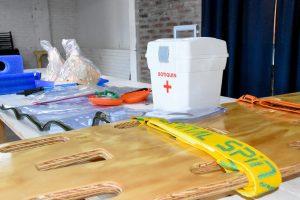 Material de emergencia para Argentino