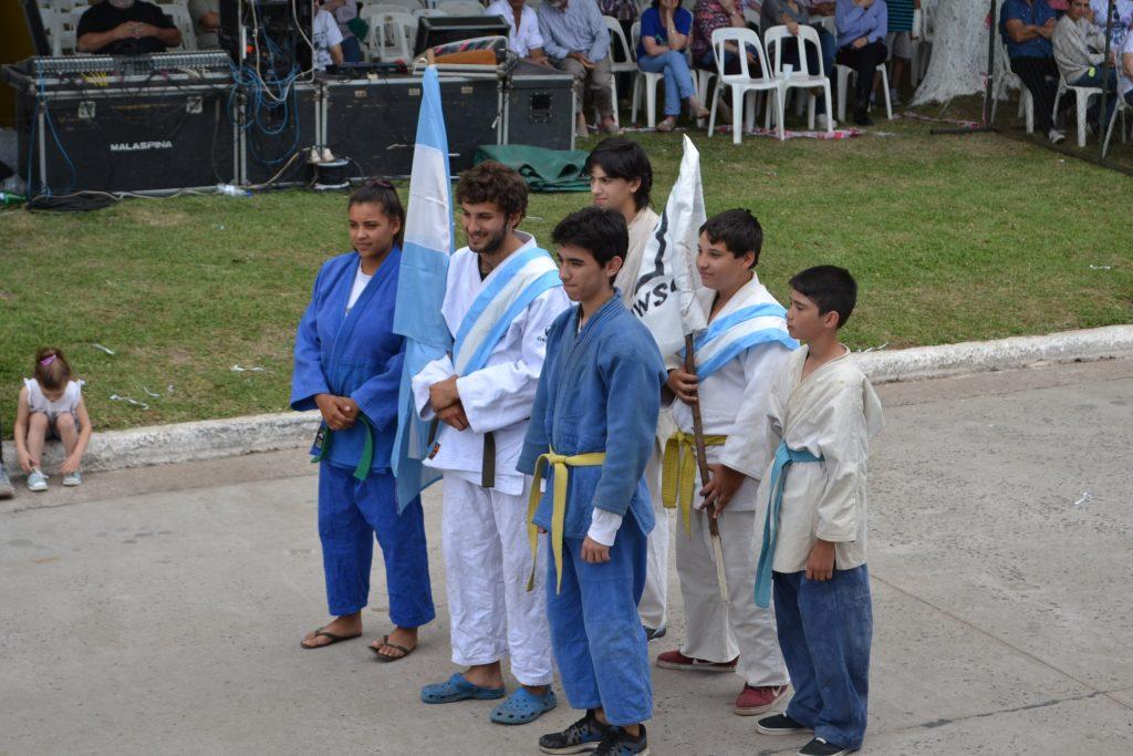 Escuela de Judo.