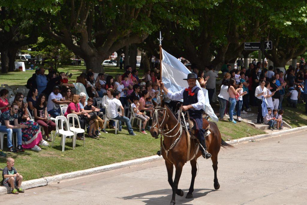 """Centro Tradicionalista """"El Ceibo""""."""