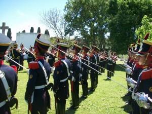 Imagen que corresponde a la 6º Fiesta del Soldado en Castilla.