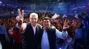 Julián Domínguez y Fernando Espinoza.