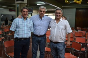 Golía, Domínguez y Barrientos.