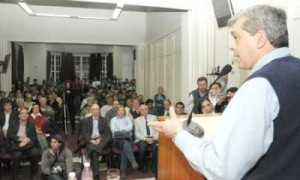 Presentación en Junín de los objetivos del Plan Estratégico.