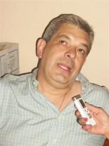Julián Domínguez fue electo Diputado Nacional, encabezaba la lista del Frente para la Victoria.
