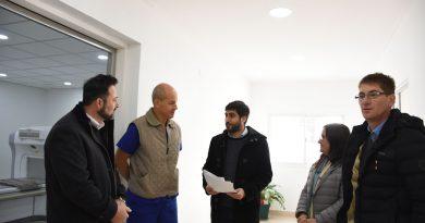 Afiliados del PAMI podrán realizarse las resonancias en el Hospital de Chacabuco