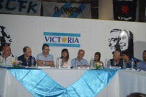 El Kirchnerismo de la Cuarta en Chacabuco.