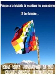 Día del Respeto a la Diversidad Cultural.