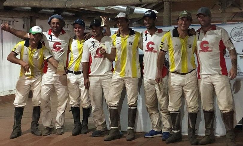 El Relincho-La Marciala se quedó con la Copa de Oro y El Relincho-Chinfield con la de Plata