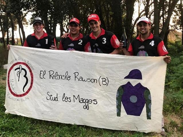 El Relincho-Stud Los Maggos finalista del Torneo Remonta y Veterinaria