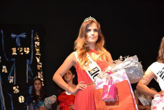 La postulante Nº 5, Valentina Lemme, 15 años es la nueva Miss Elegancia.