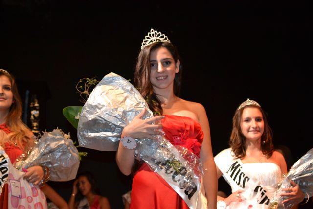 2º Princesa Milagros Palomeque, 15 años.