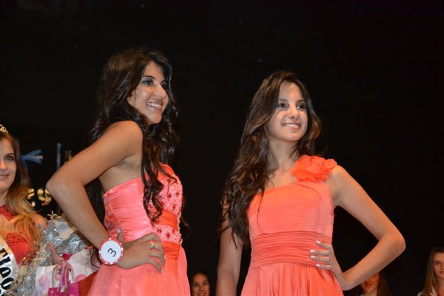 Mariana Pérez y Tania Lemme.