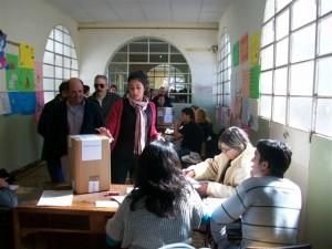 Unos 28 millones de argentinos votarán el próximo domingo.
