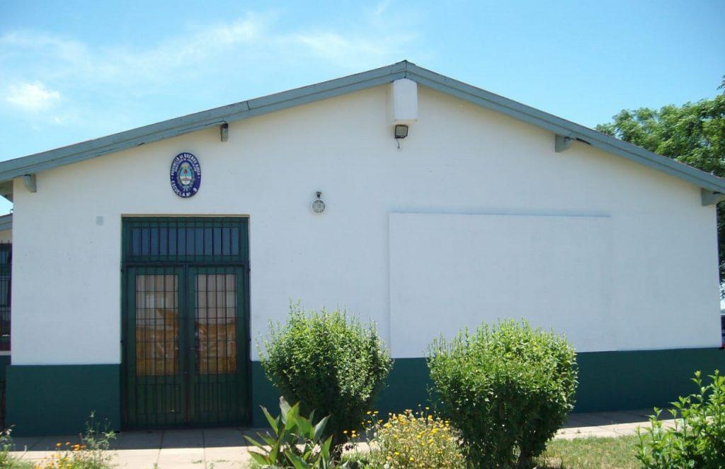"Escuela Primaria Nº 9 ""Domingo Ojeda"""