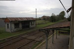Piden por conservación y restauración de la estación de Castilla.