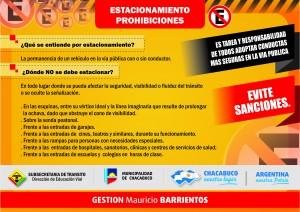 Campaña Anual de Seguridad Vial.
