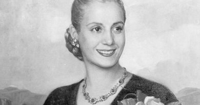 Eva Duarte.