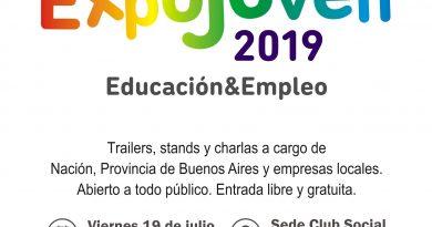 Se acerca la ExpoJoven 2019