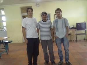 La Juventud GEN en el FAP en la Escuela N° 26.
