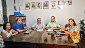 Bloque de concejales del Partido Justicialista-Frente para la Victoria