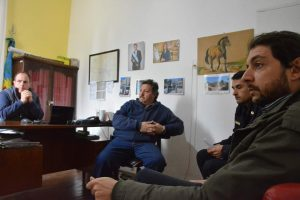 Reunión en Castilla