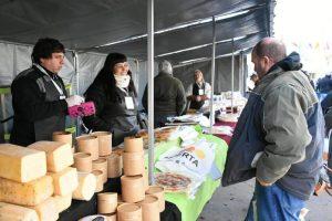 Jornada en El Pasaje que reunió a productores y vecinos