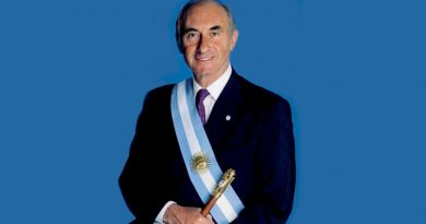 Murió el ex presidente Fernando de la Rúa