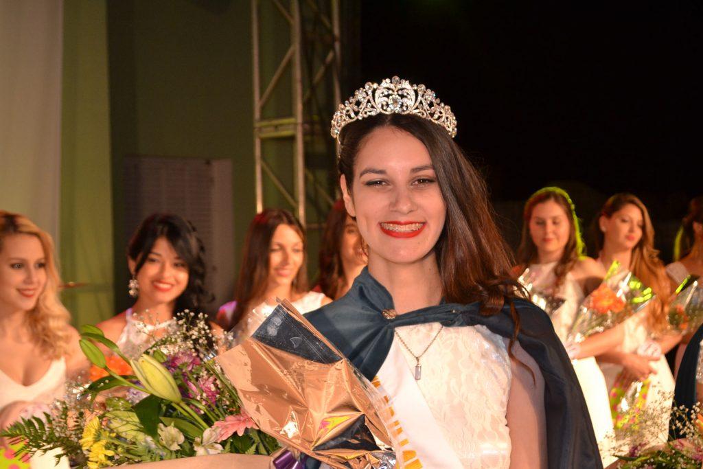 1º Princesa, Ana Laura Michelena.