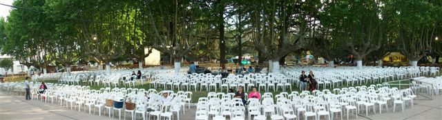 25, 26 y 27 de noviembre, XXVIII Fiesta Provincial de la Primavera en Rawson.