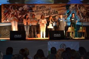 Fiesta de la Tradición en Chacabuco.