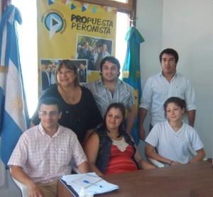 Preocupación por la inseguridad de Propuesta Peronista de Chacabuco.