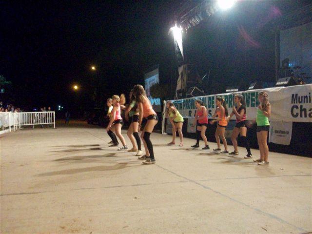 Taller de Danzas de la Escuela de Actividades Culturales a cargo de Nadia Pagano.