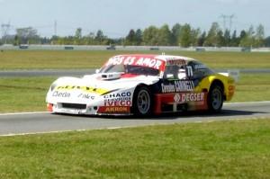Uno de los autos presentados por el Fancio Competición.
