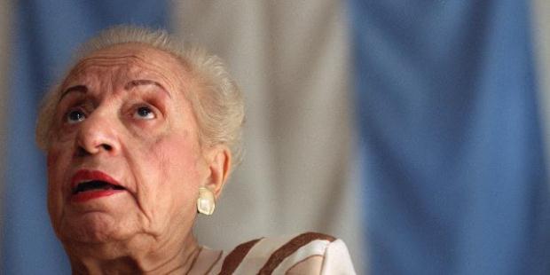 Florentina Gómez Miranda tenía 99 años. Toda una vida de militancia.