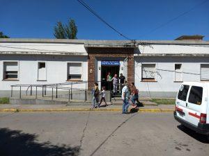 Geriátrico Hospital de Chacabuco.