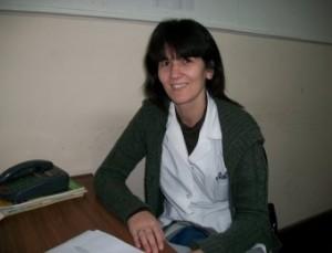 Dra. Laura Gianolio.
