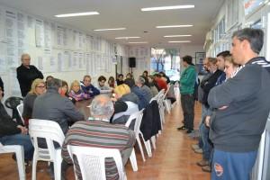 Donaciones para inundados de Chacabuco.