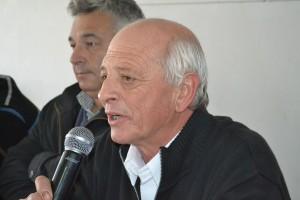 Delegado Municipal, Daniel Micucci.