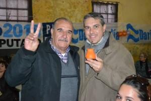 Juan Carlos Cabral y Golía en Castilla.