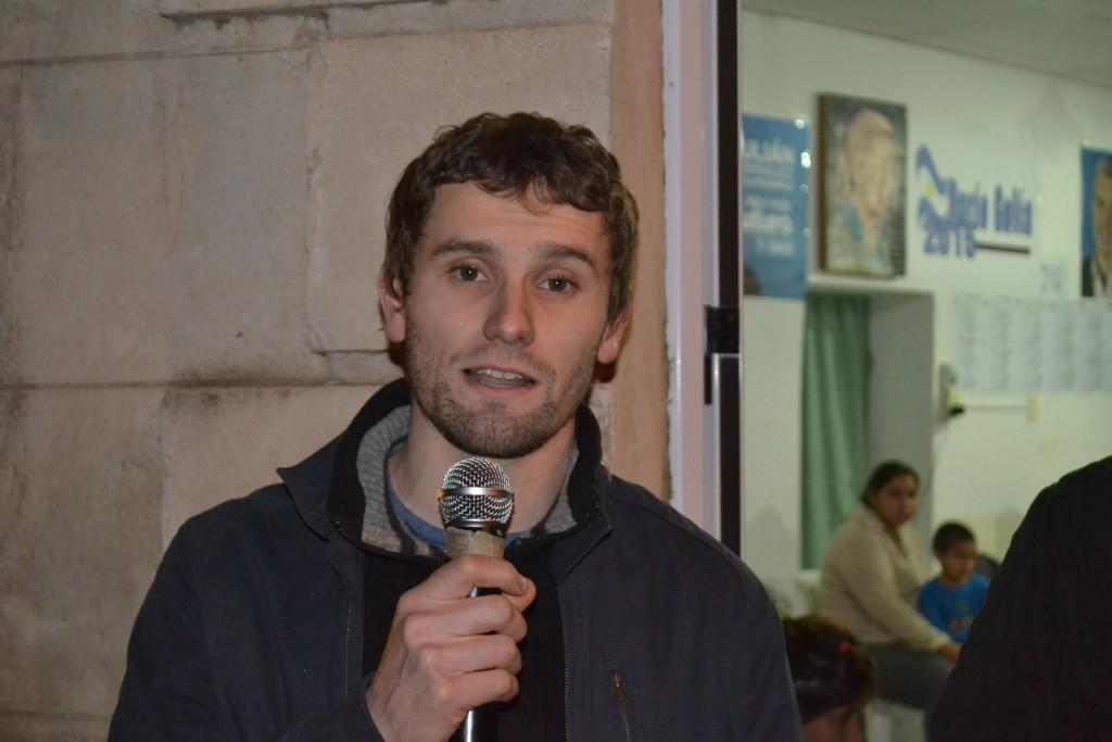Santiago Piccone.