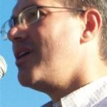 El Intendente Golía recorrió junto a Julián Domínguez las ciudades de Ranchos y Ayacucho.