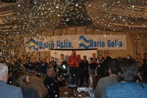 Golia en la Sociedad de Fomento Bernardino Rivadavia.