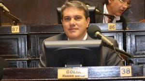 Dip. Prov. Darío Golía.