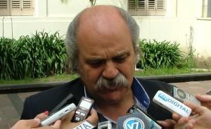 Ministro de Seguridad Alejandro Granados.